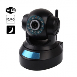Caméra ip Wi-Fi babycam motorisée Android iPhone vision nocturne