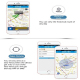Traceur GPS Solaire Animaux Waterproof IP66 Tracker GSM Localisation Chat Chien Mouton Vache Blanc - Traceur GPS - www.yonis-...