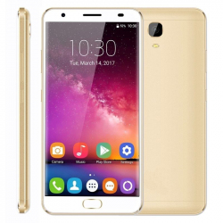 Smartphone Android 7.0 Nougat 5.5 pouces Téléphone Dual SIM Dual Caméra Octa-core FHD 4GB+64GB Or - Smartphone - www.yonis-sh...