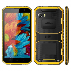 """Smartphone Double SIM Android Telephone Portable OctaCore 6\\"""" IP68 IPS - Smartphone antichoc - www.yonis-shop.com"""