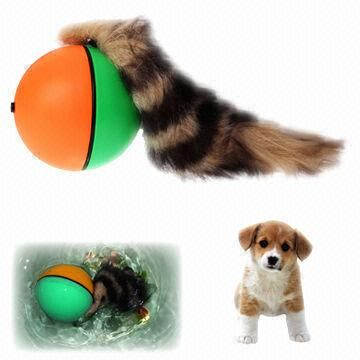 Chaser Ball pour chiens et chats