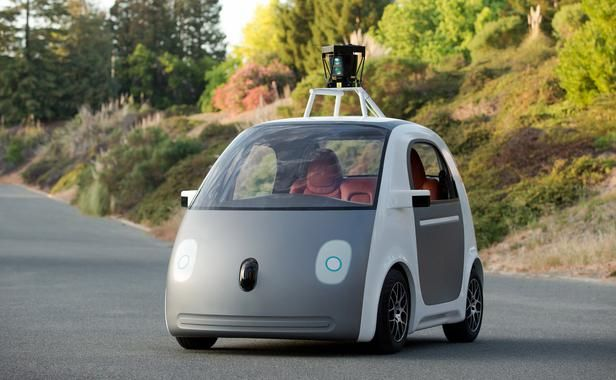 Le prototype de voiture autonome : la Google self-driving Car