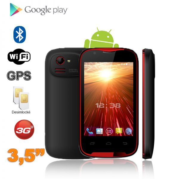 Smartphone Android 3.5 pouces