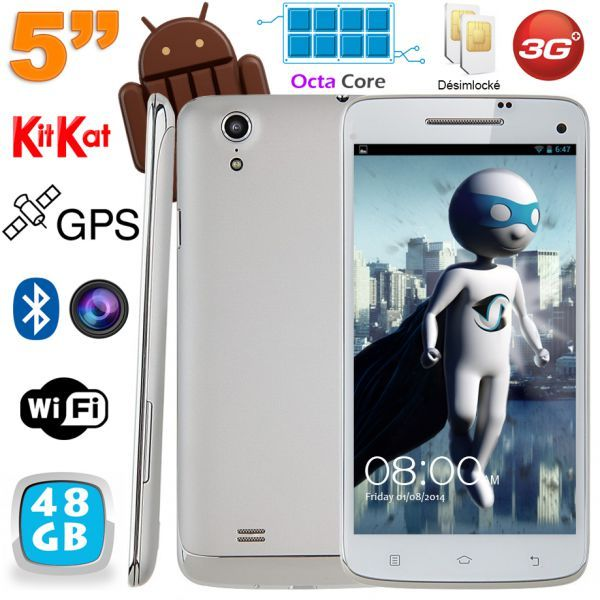 Smartphone Octa Core Android