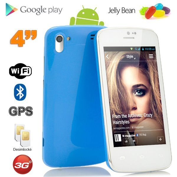 Smartphone Android 4 Pouces