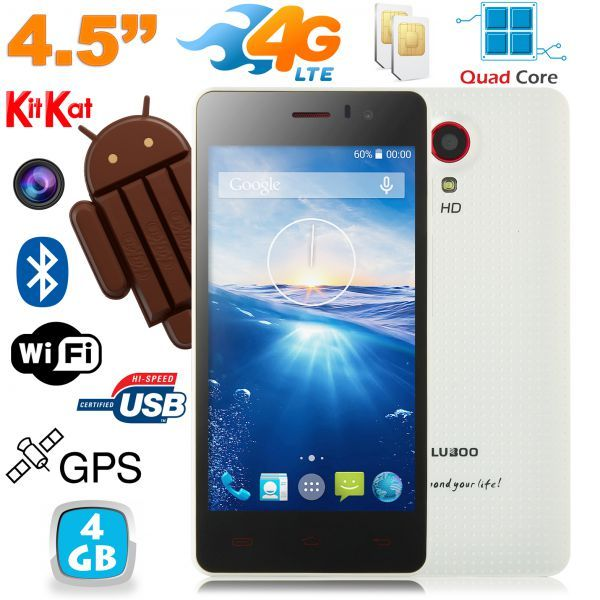 Smartphone Android 4G