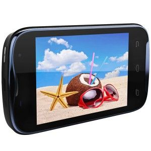 smartphone android 3 5 pouces 3g wifi gps dual sim