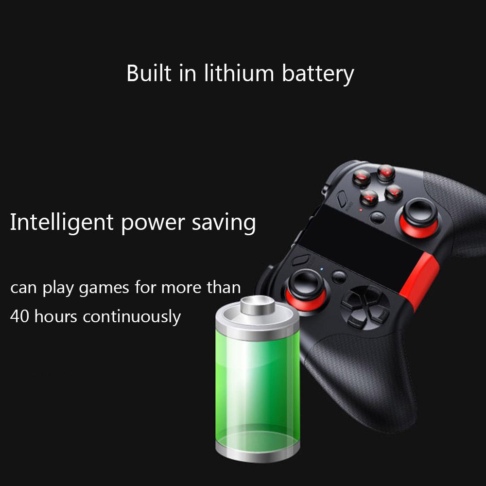 La batterie de la manette