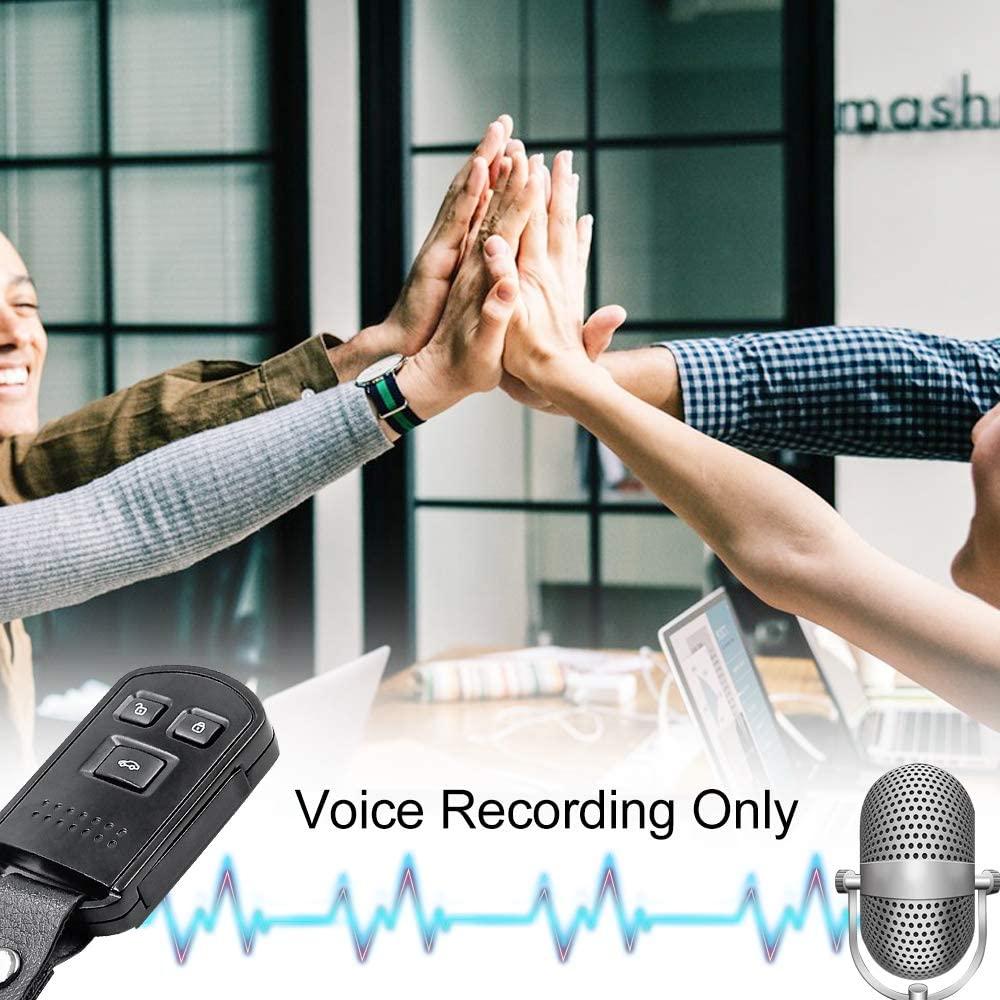 Soyez espion à 100% avec son enregistreur audio intégré !