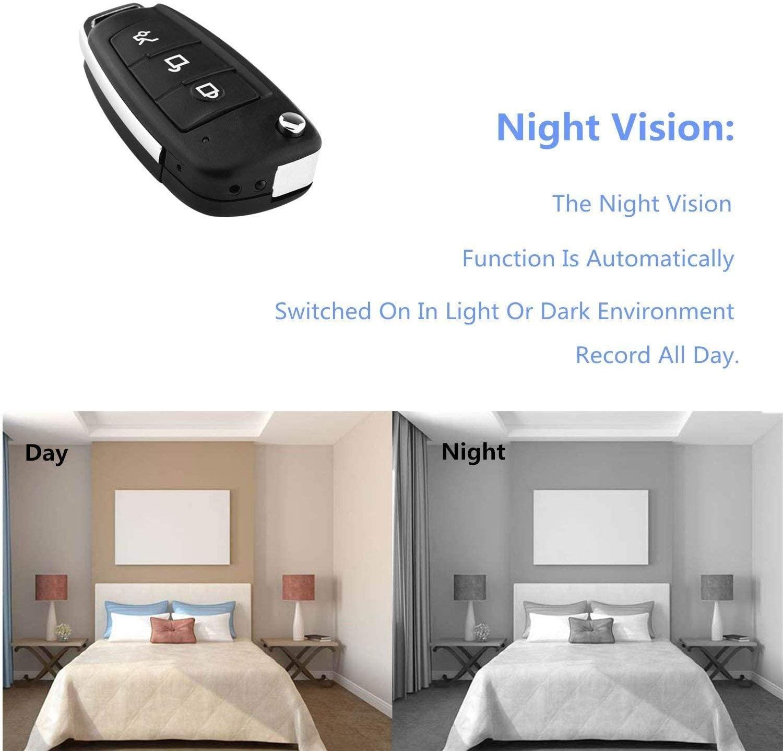 Une vision infrarouge pour détecter les mouvements suspicieux même de nuit !
